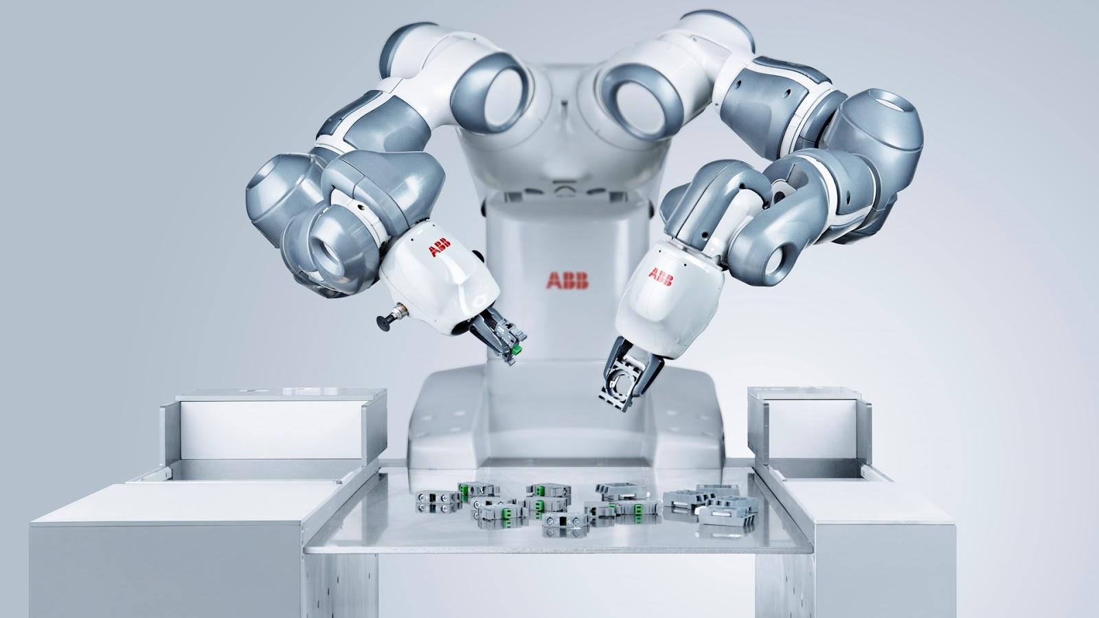 Робототехник, особенности, профессии