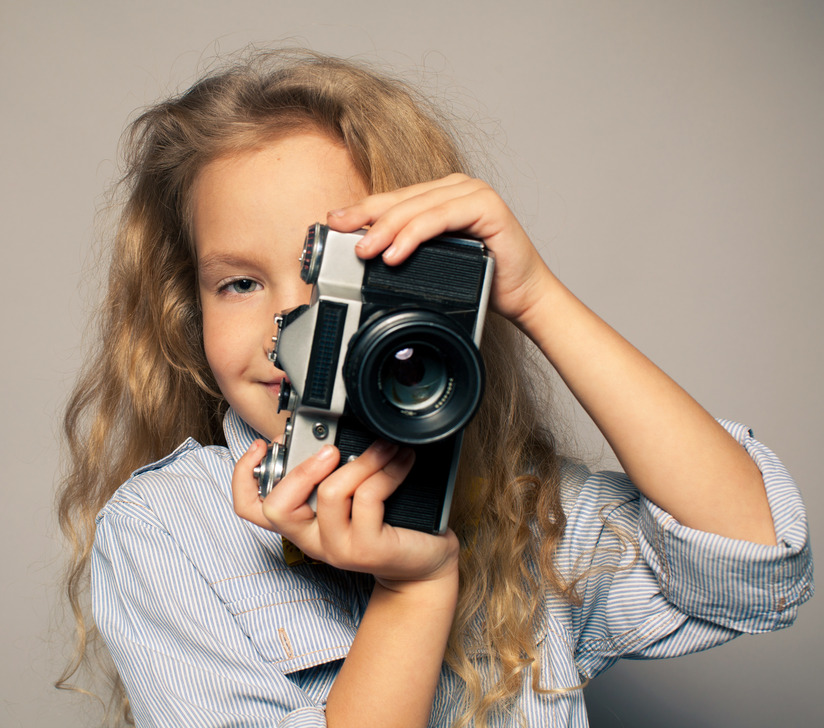 Съемка картинки для детей